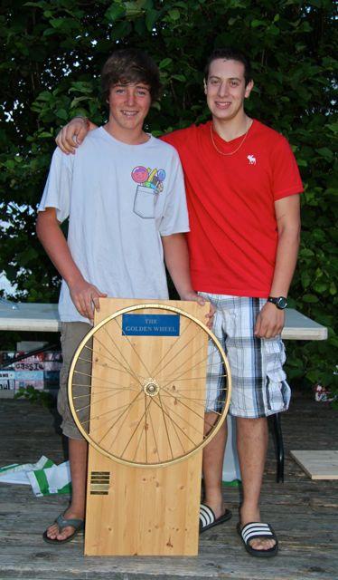 The Golden Wheel Award