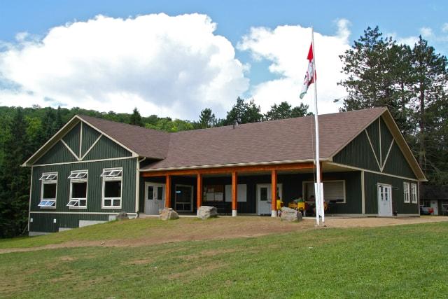 Arrowhead Camp Dining Hall
